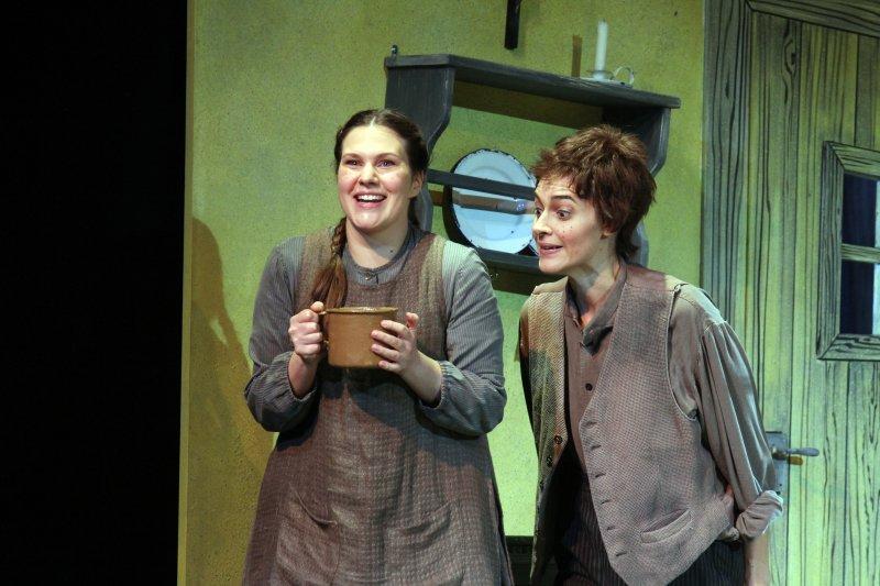 Hänsel und Gretel (Simone Krampe)